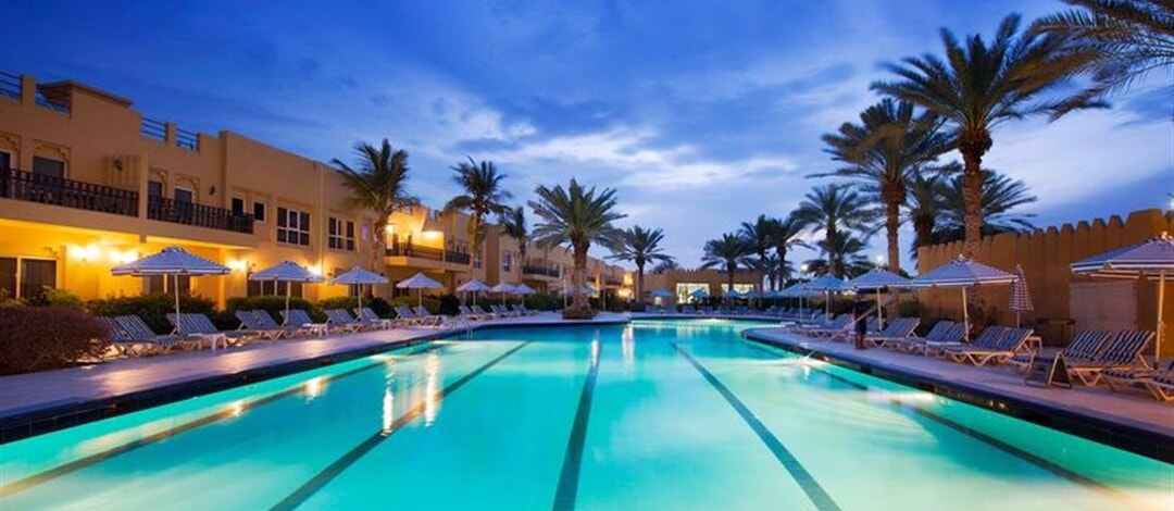 Al Hamra Residence and Village Beach Resort