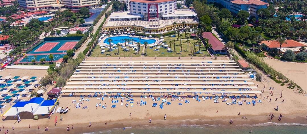 Cesars Resort Hotels Side