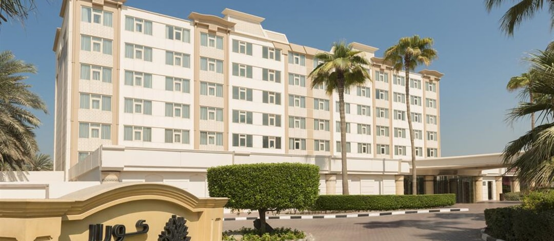 Coral Beach Resort Sharjah Hotel
