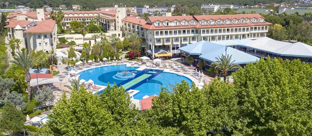Queens Park Le Jardin Resort