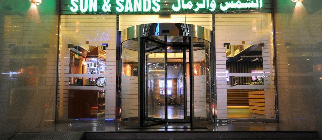 Sun & Sand Hotel