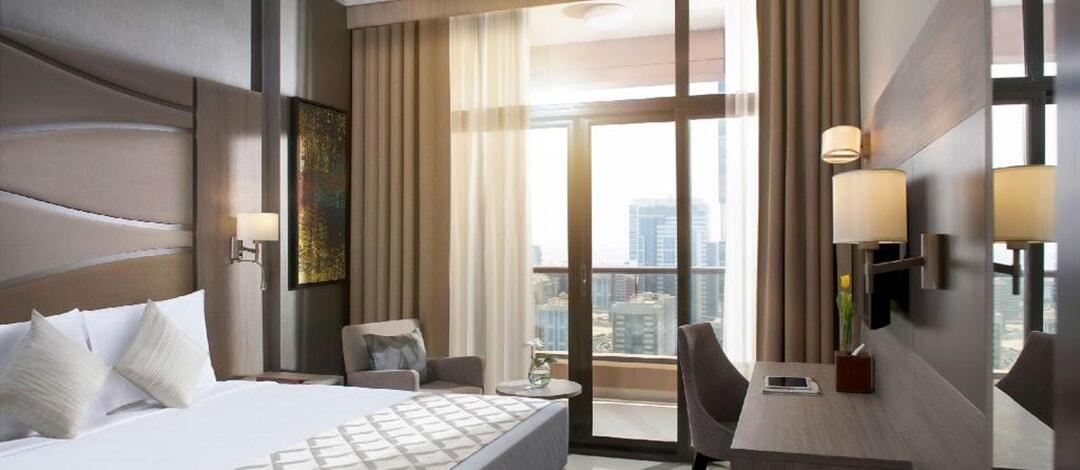 Two Seasons Hotel & Apartments (ex. Gloria Hotel Media City)