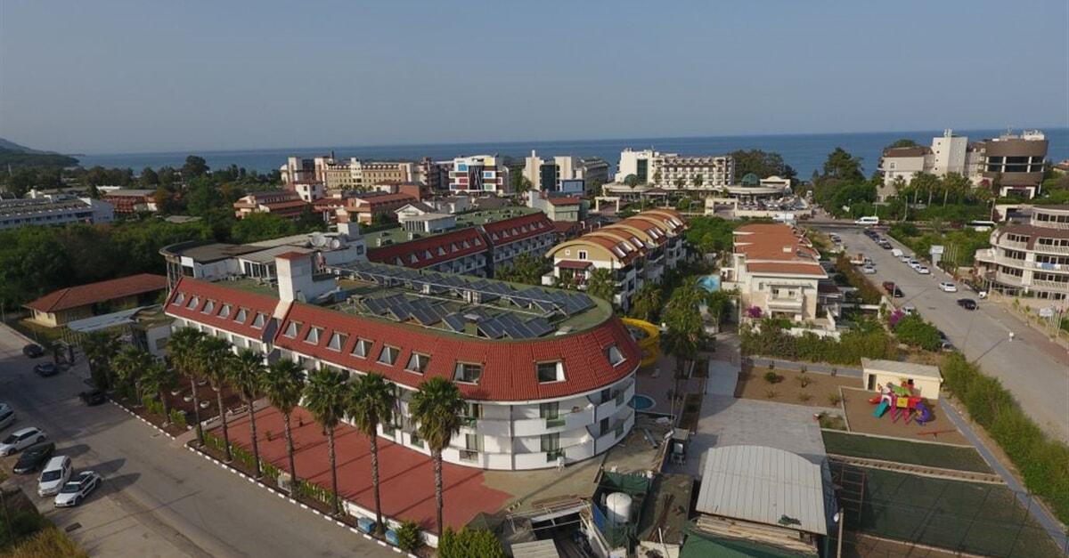 Armir Resort Hotel Kemer