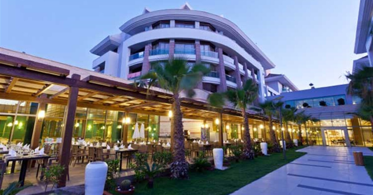 Sherwood Dreams Resort Hotel