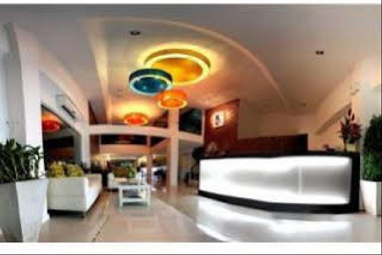 Отель @ Hua Lamphong (At Hua Lamphong)