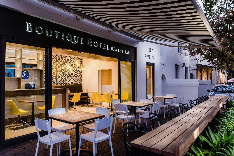Отель 107 Dorpstraat Boutique Hotel