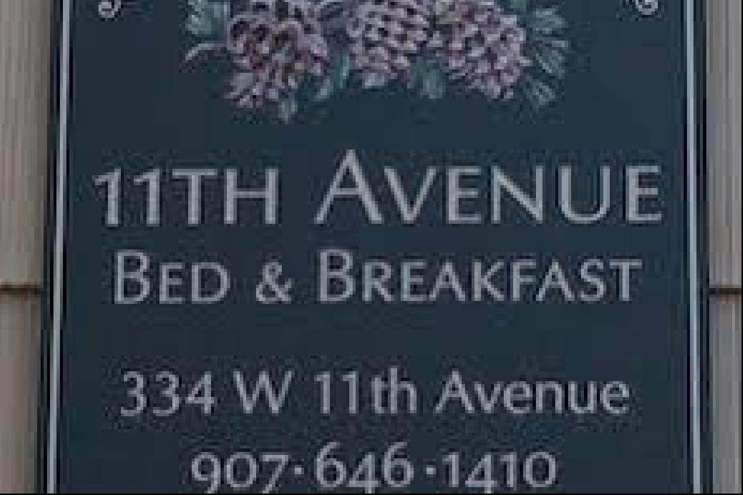 Отель 11th Avenue Bed and Breakfast