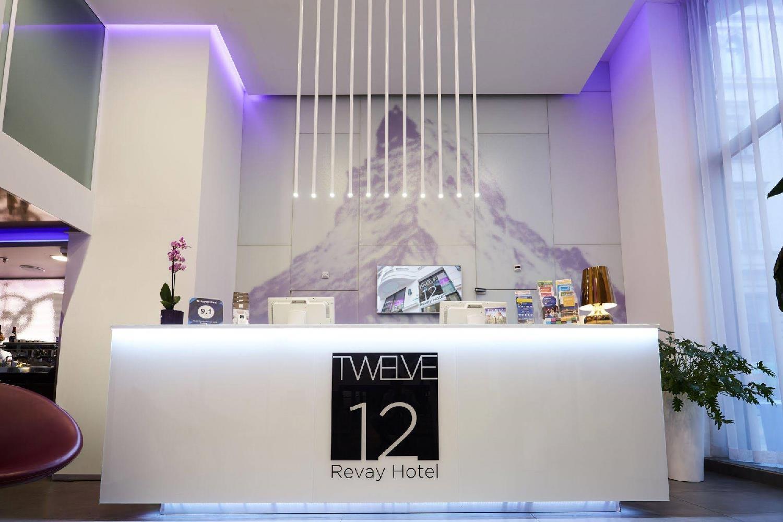 Отель 12 Revay Hotel