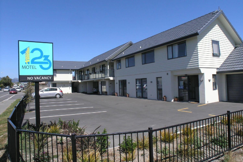 Отель 123 Motel