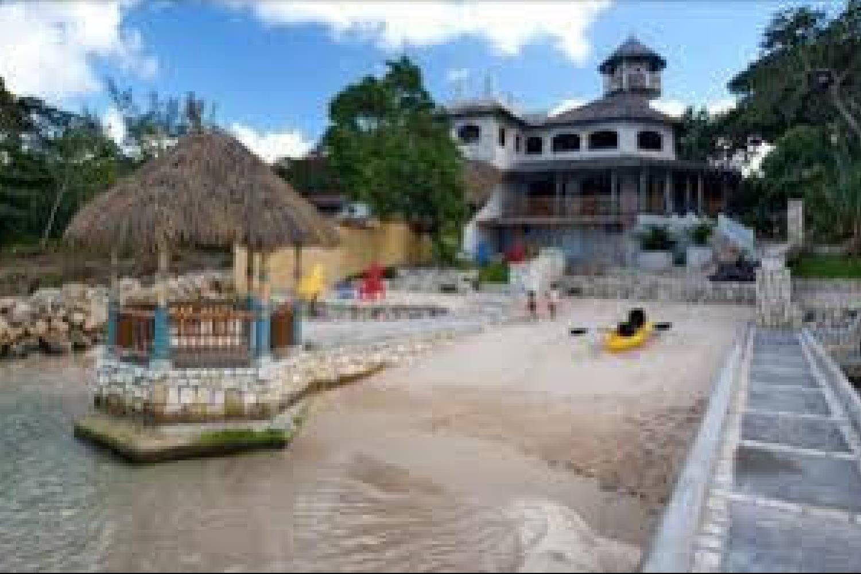 Отель 15 Cottages - Restaurant Pool Garden - Ocho Rios - PRJ 1275