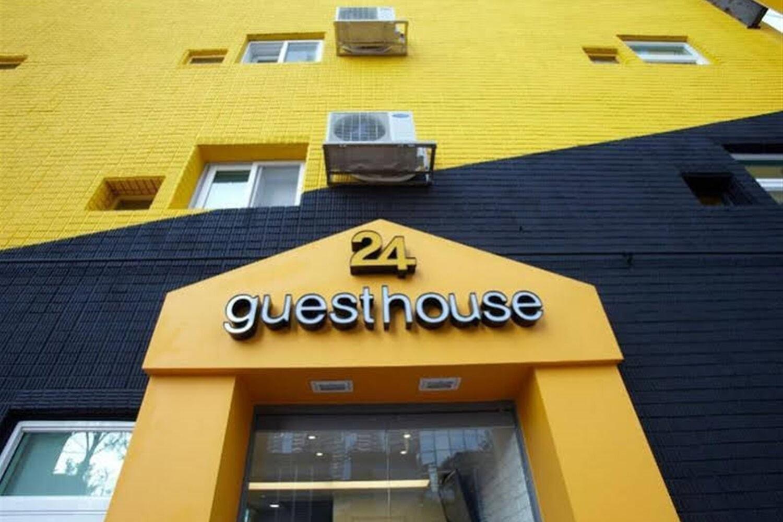Отель 24 Guesthouse Seoul Station