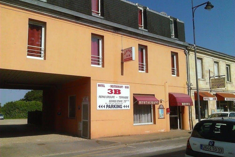 Отель 3B Hôtel de Bordeaux