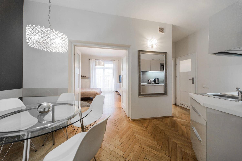 Отель 4Seasons Apartments Cracow