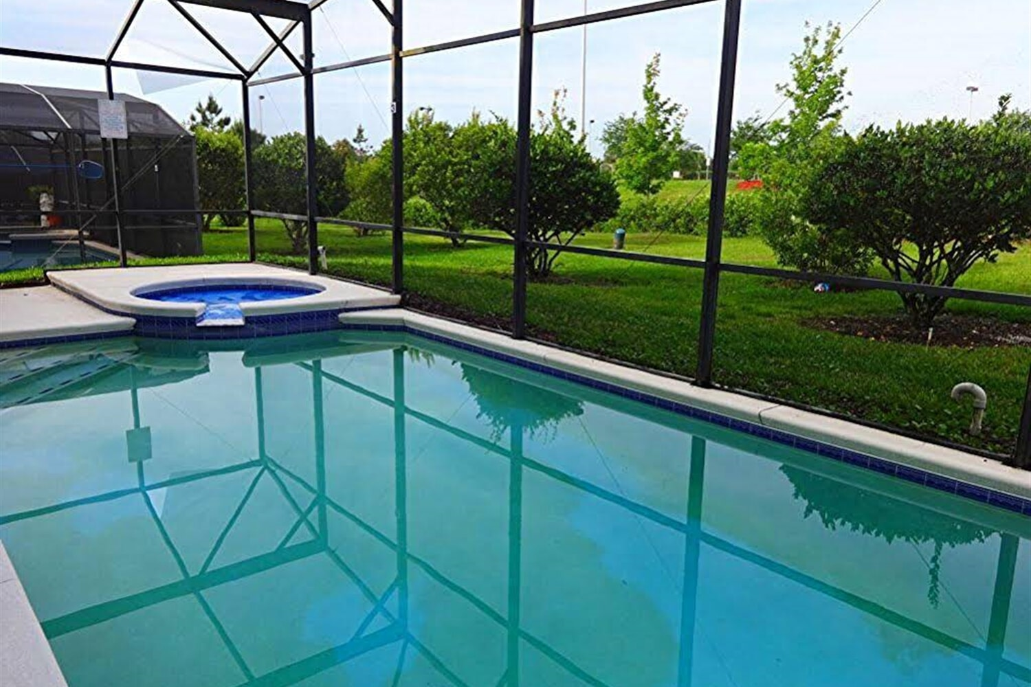 Отель 5 Bedroom Villa with Private Pool Sleeps 10 - OSV 9541