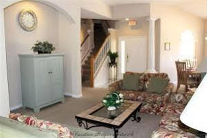 Отель 5 BR Home Private Pool Sleeps 10 - VHN 1057