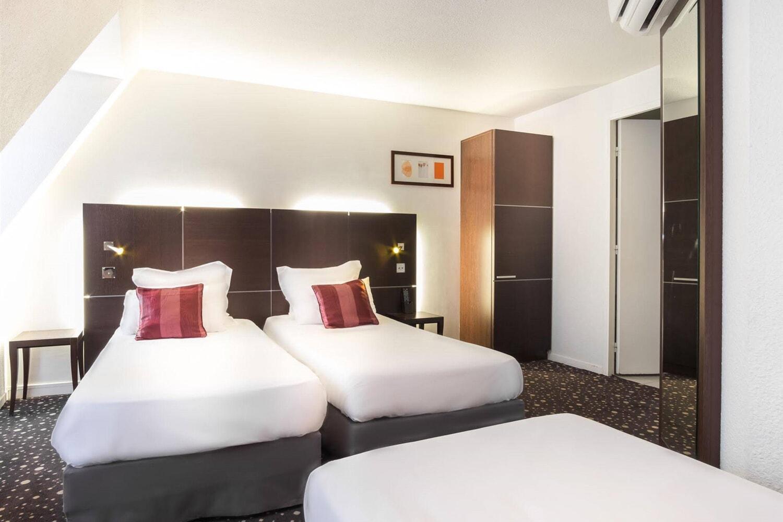 Отель 55 Hôtel Montparnasse