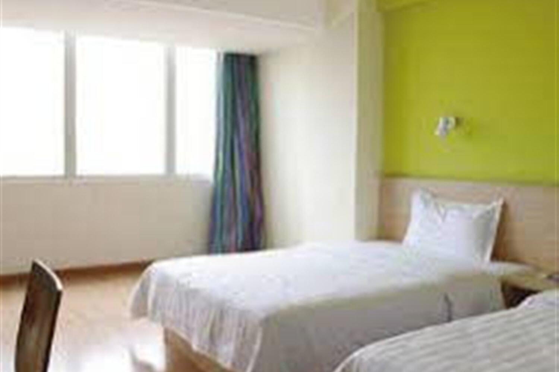 Отель 7 Days Inn Guangzhou - Huangpu Times City