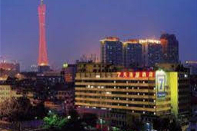 Отель 7 Days Inn Guangzhou Kecun Branch