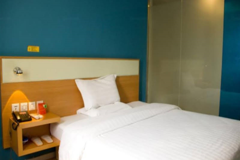 Отель 7 Days Inn Guangzhou Meisu Xueyuan Second Branch