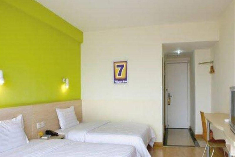 Отель 7 Days Inn Jinan Er Huan East Road International Plaza Branch