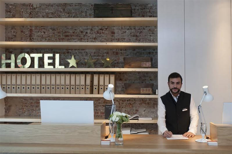 Отель 9HOTEL CENTRAL