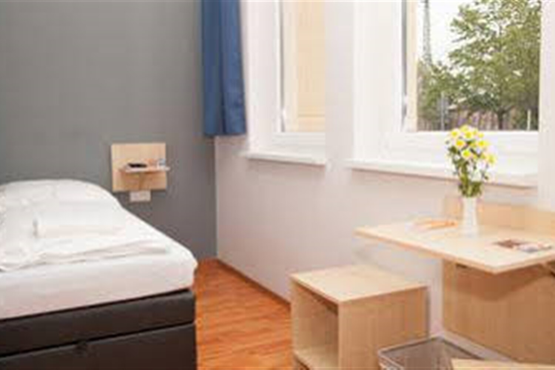 Отель A and O Stuttgart City