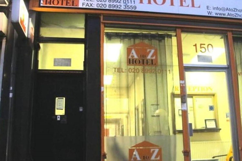 Отель A To Z Hotel