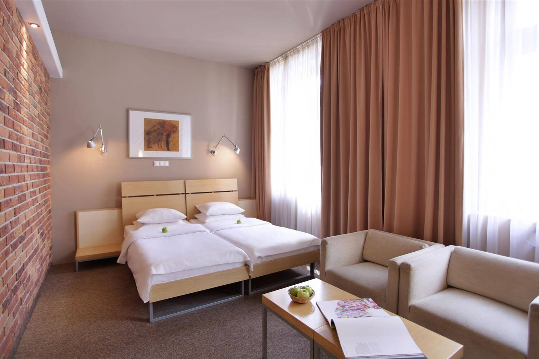 Отель Absolutum Boutique Hotel