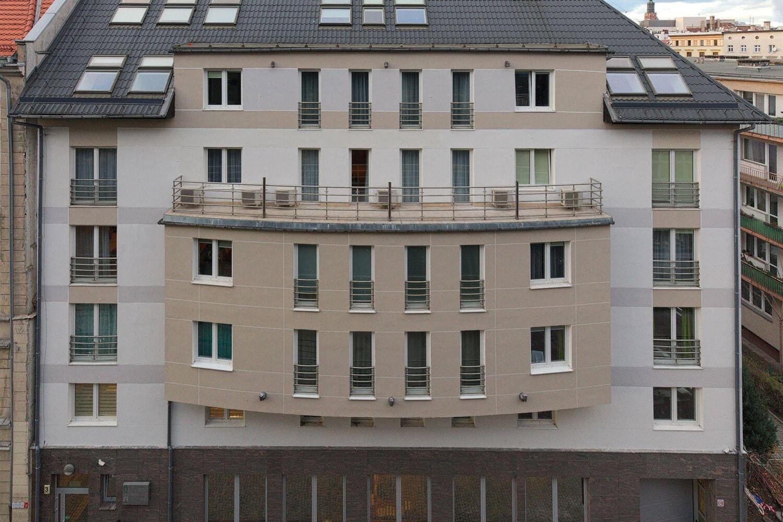 Отель Absynt Apart Wierzbowa