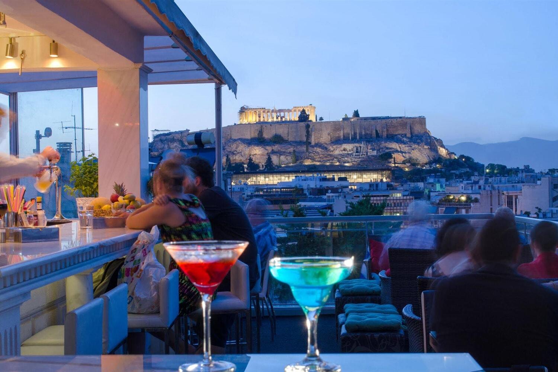 Отель Acropolis Ami Boutique Hotel