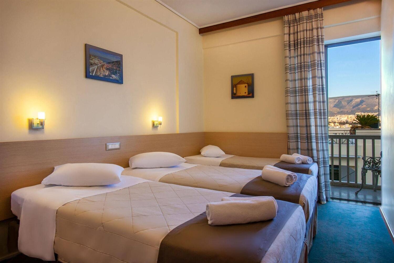Отель Acropolis View Hotel