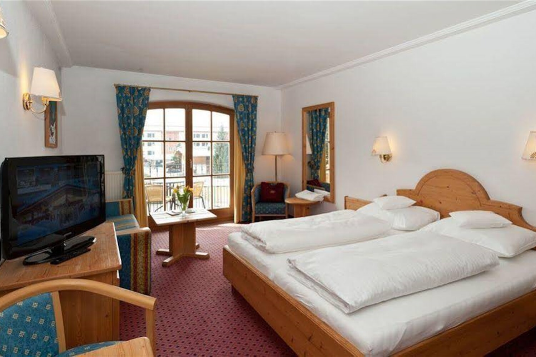 Отель Activ Sunny Hotel Sonne