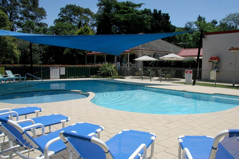 Отель Active Holidays BIG 4 Nepean River