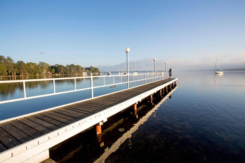 Отель Active Holidays BIG4 Lake Macquarie