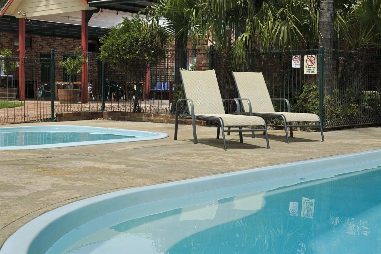 Отель Active Holidays Big4 Mudgee