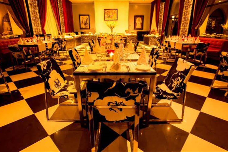 Отель Adam Park Marrakechh