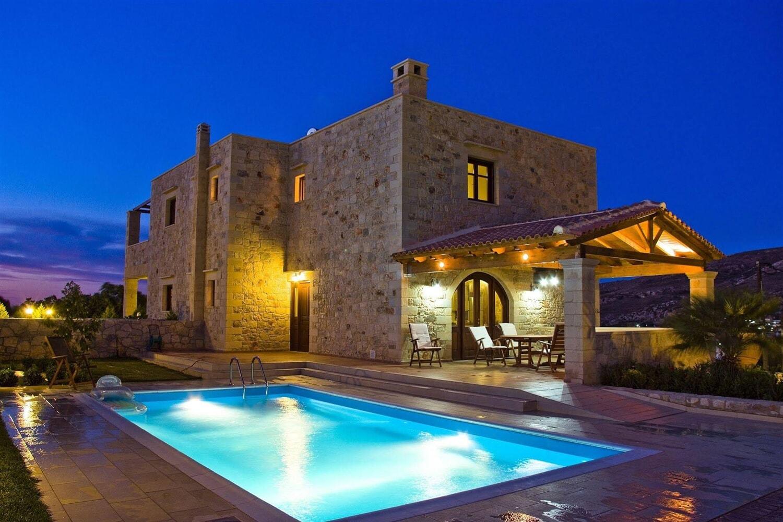 Отель Adam villas