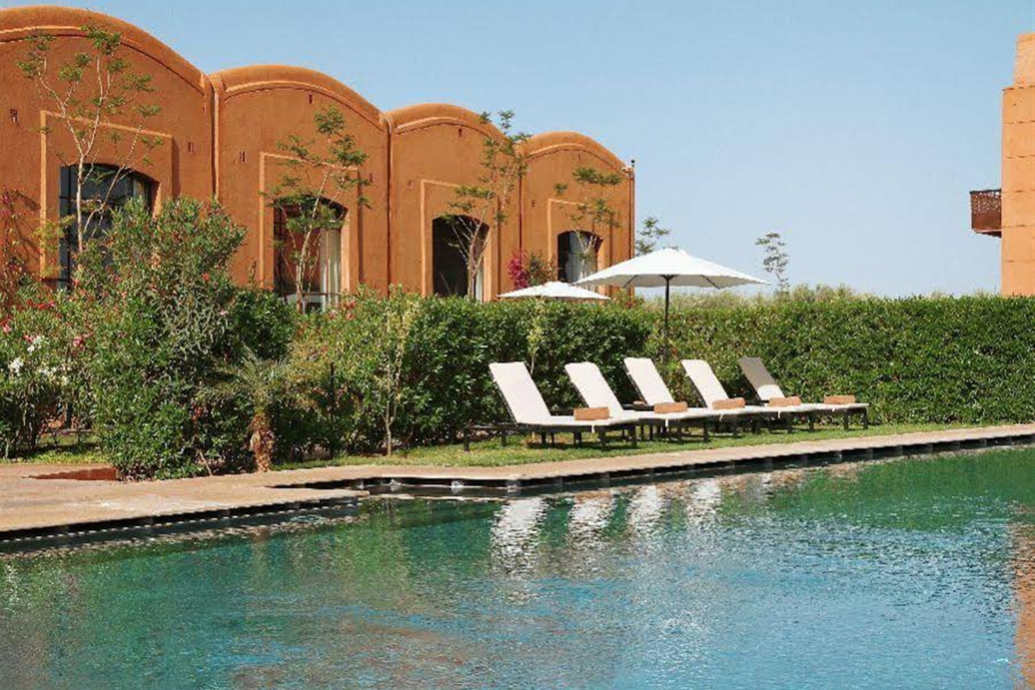 Отель Adama Resort Marrakech