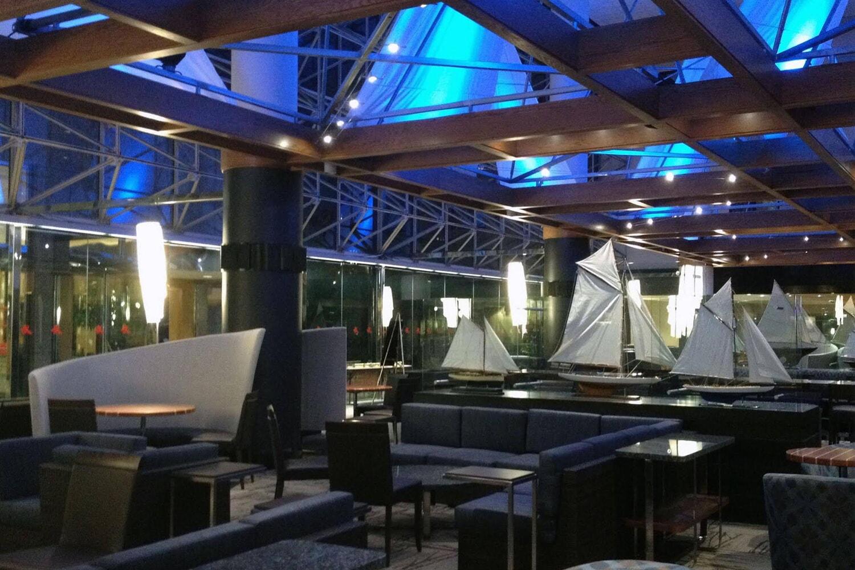 Отель Adam's Mark Buffalo Niagara