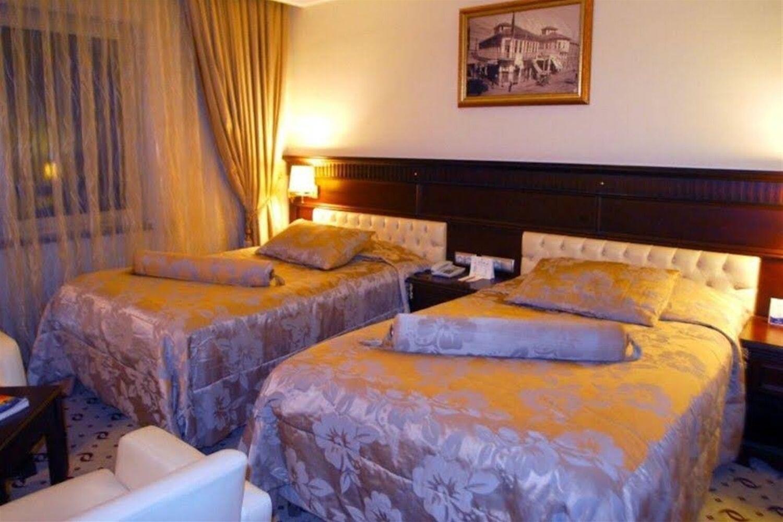 Отель Adana Erten Hotel