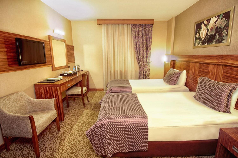 Отель Adana Garden Business Hotel