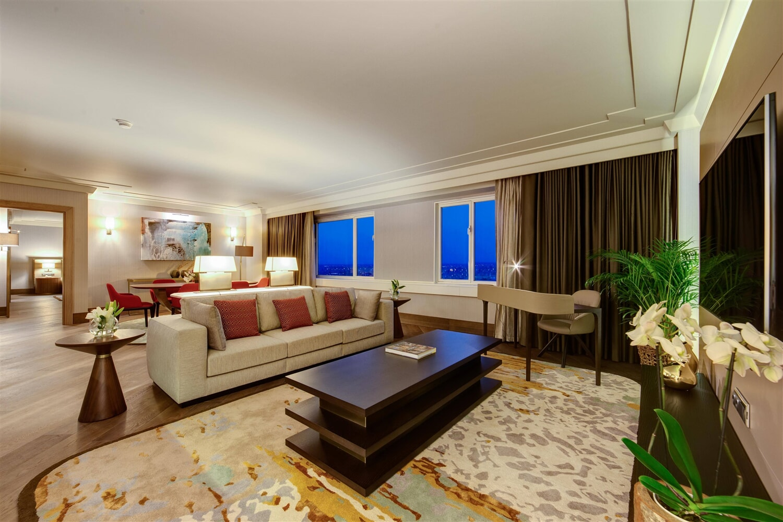 Отель Adana HiltonSA Hotel