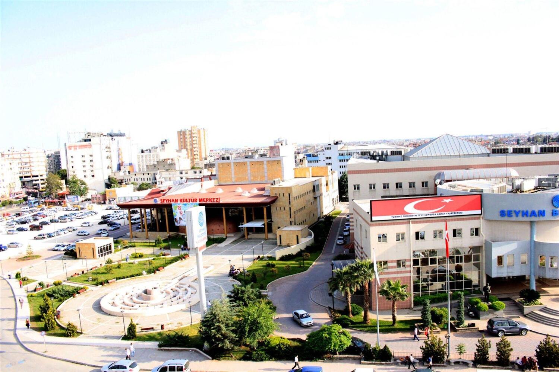 Отель Adana Madi Hotel