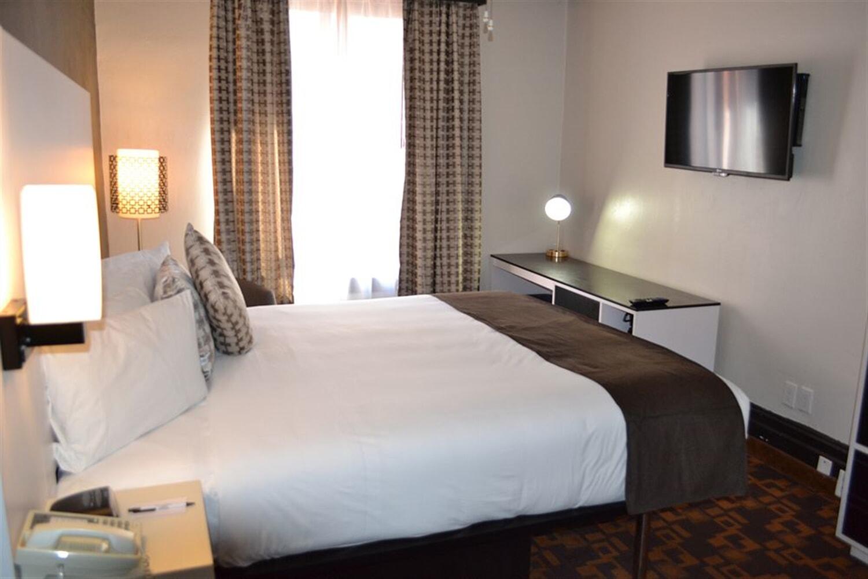 Отель Adante Hotel San Francisco by C-Two Hotels