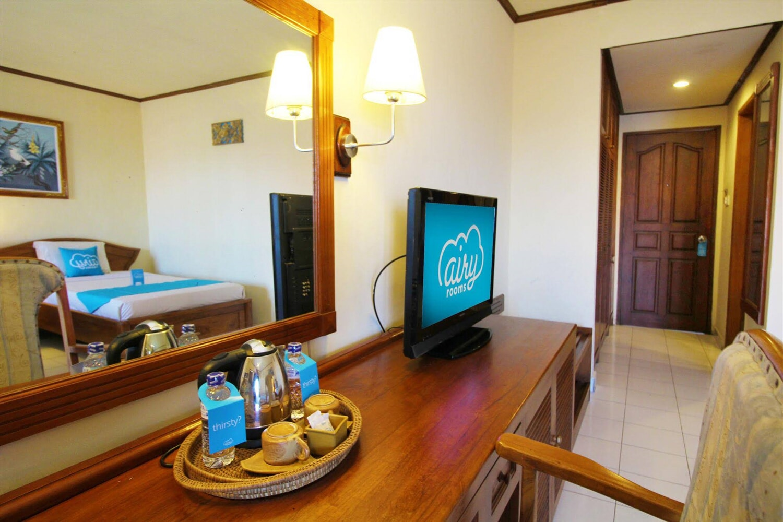 Отель Airy Jimbaran Kuta Pantai Kedonganan Bali