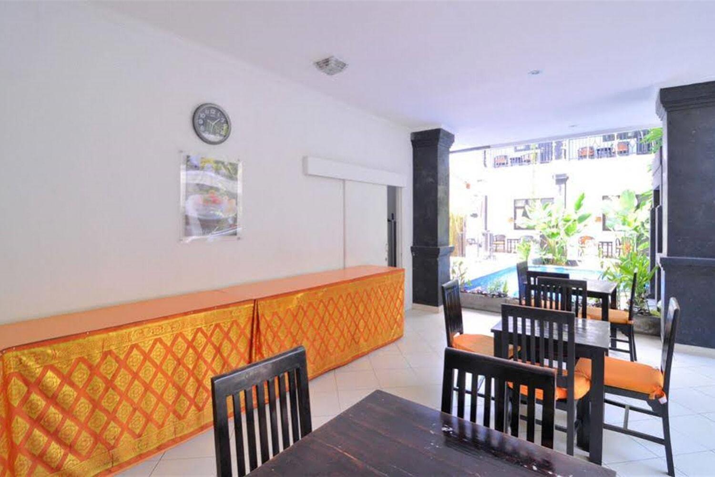 Отель Airy Kuta Kubu Anyar Satu Bali