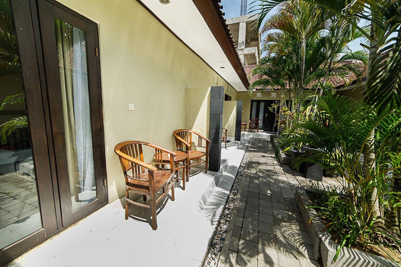 Отель Airy Legian Nakula Timur Kuta Bali