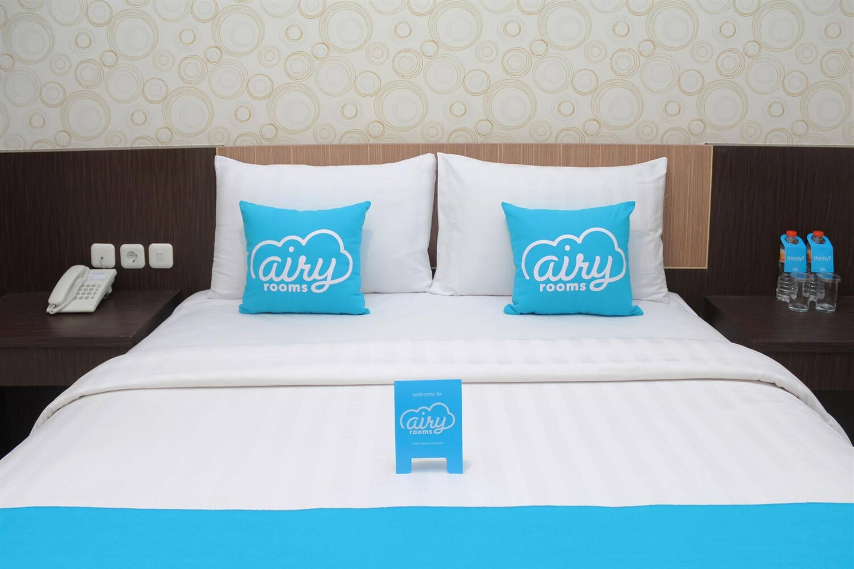 Отель Airy Mataram Airlangga Lombok