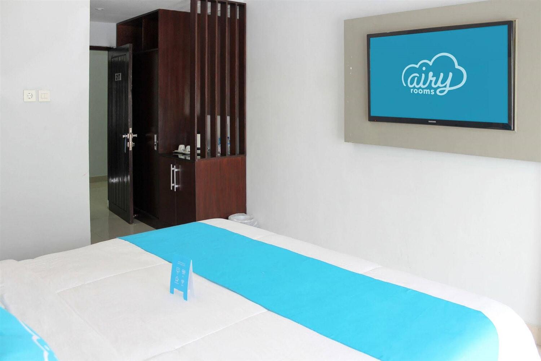Отель Airy Mataram Arya Banjar Getas Lombok