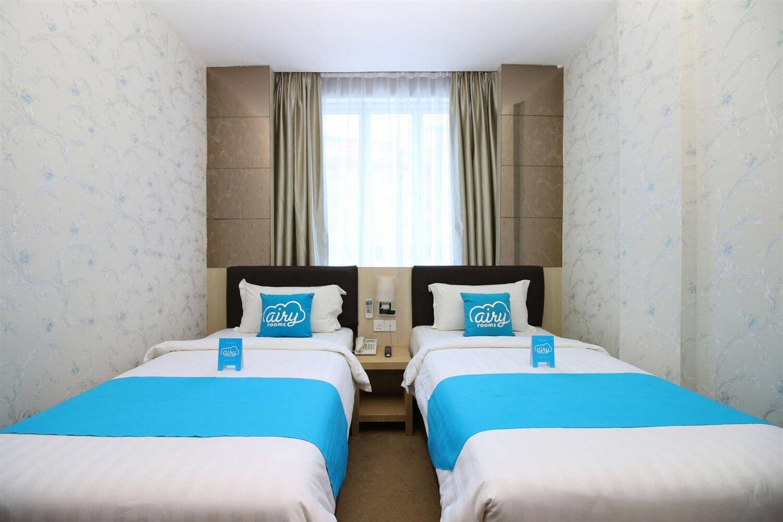 Отель Airy Nagoya Lucky Estate Pembangunan Batam